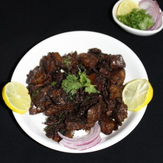 pan-fried-chicken-liver-fry