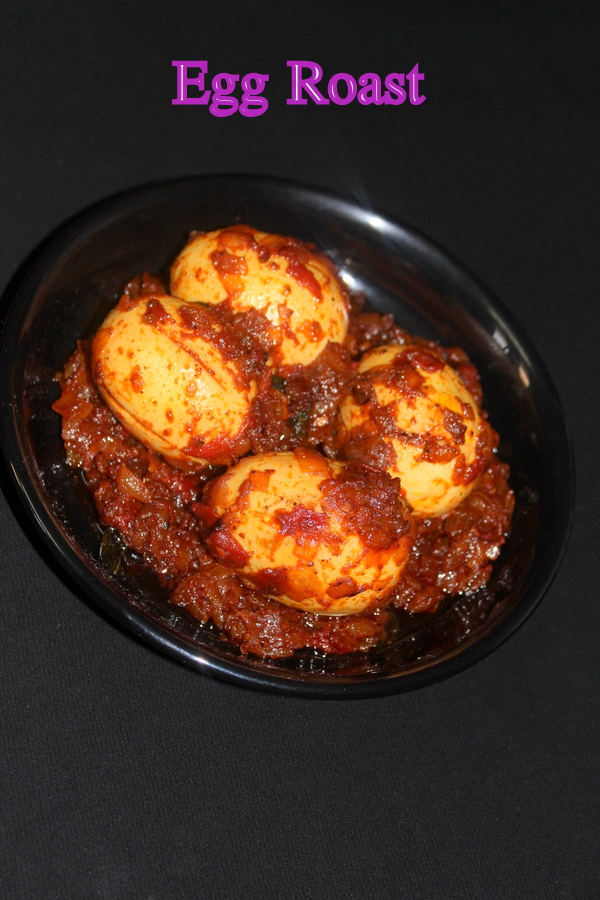kerala style masala egg roast
