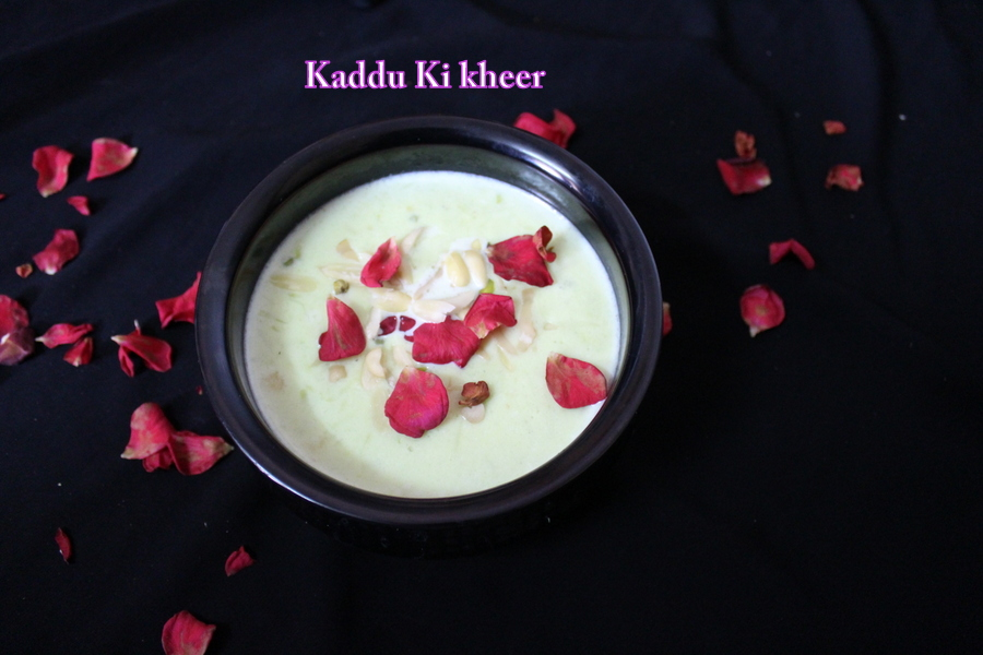 how-to-make-kaddu-ki-kheer