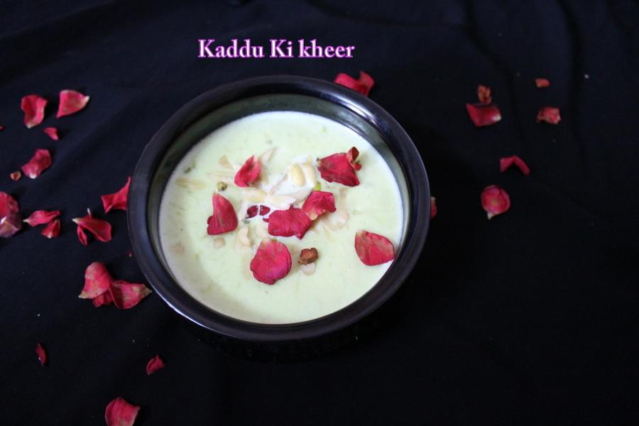 how-to-make-kaddu-ki-kheer