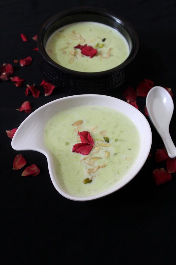 kaddu ki kheer or lauki kheer recipe