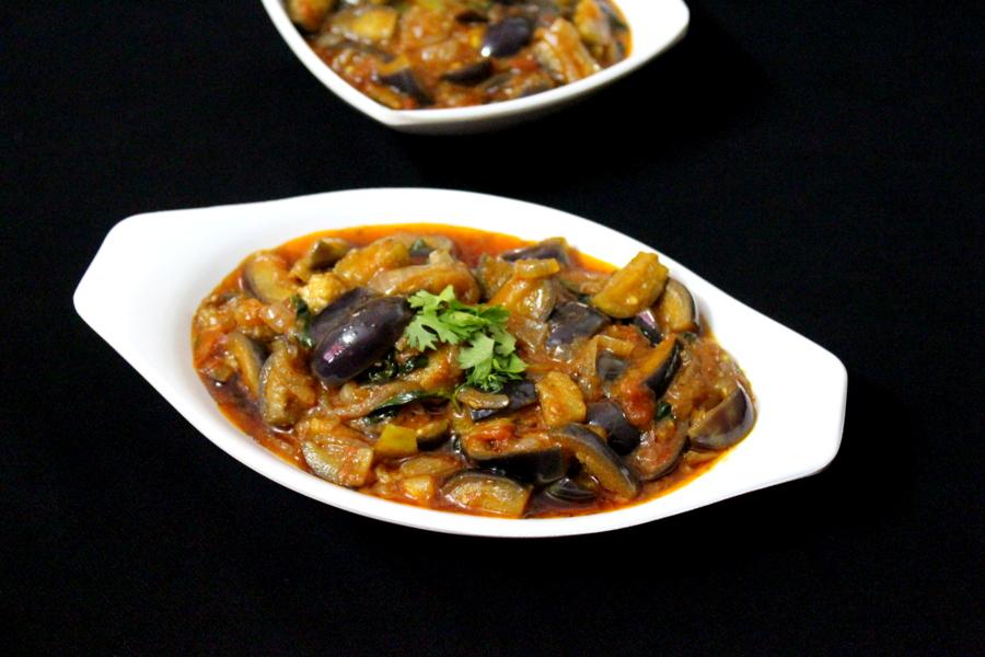 brinjal curry recipe brinjal gravy for rice yummy