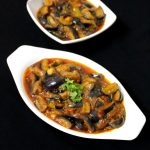 brinjal curry recipe | brinjal gravy for rice | eggplant curry