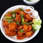 gobi 65 recipe | cauliflower 65 | gobi fry