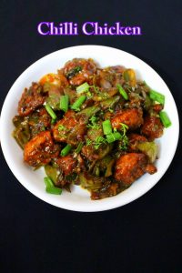 dry-chilli-chicken