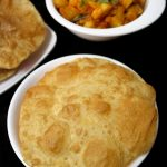 poori recipe | puri recipe | How to make soft puffy poori
