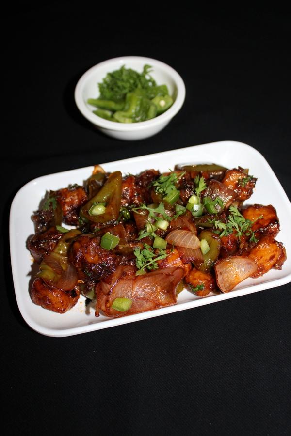 chilli-paneer-dry-recipe