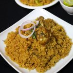 chicken pulao recipe | how to make chicken pulao | chicken tahari