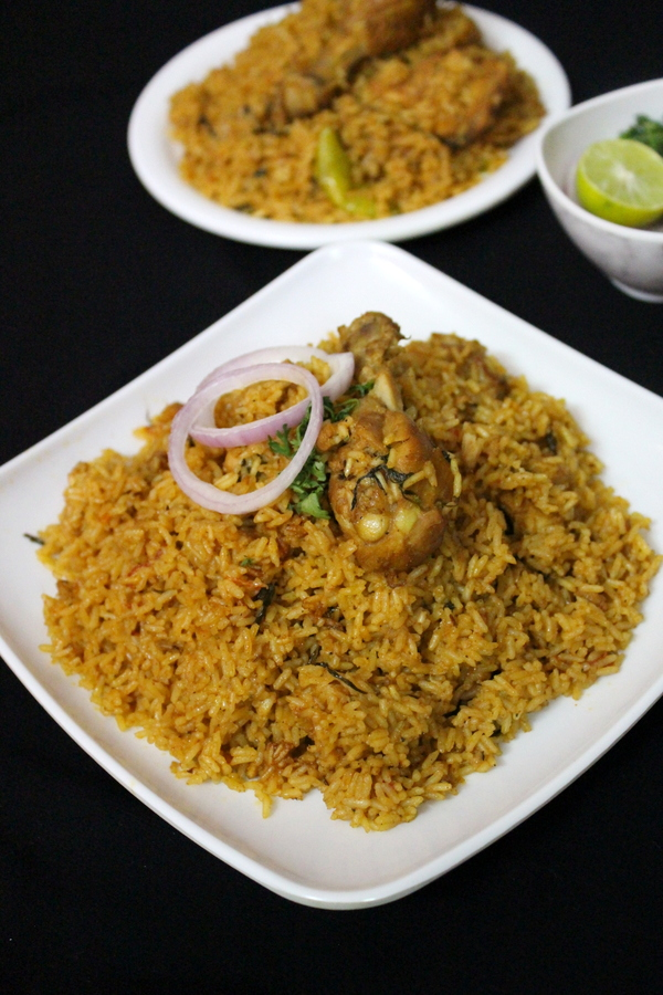 how to make chicken pulao or chicken pulao recipe