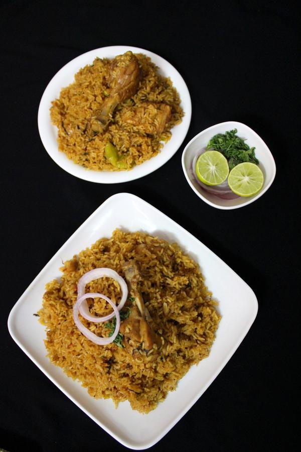 hyderabadi-chicken-tahari-chicken-pulao