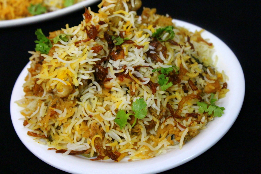 Chicken biryani recipe how to make biryani yummy indian kitchen chicken biryani eid special recipe ramadan recipes hyderabadi forumfinder