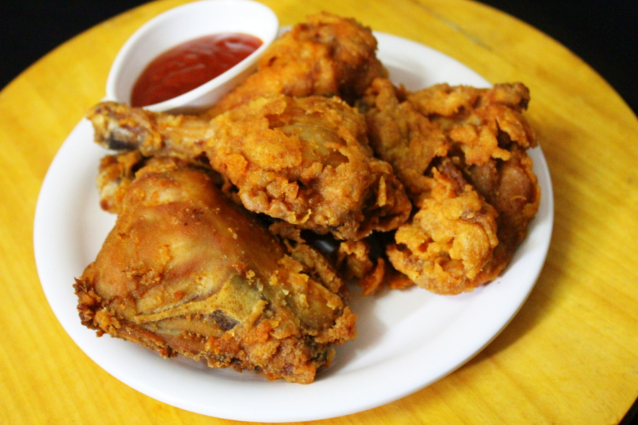 Oct 19, · Chop up your chicken into pieces. Chop up as you prefer your chicken but we love to have wings, thighs, drumsticks and breast or the breast with the wings.