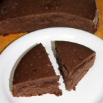 chocolate cake recipe in pressure cooker, how to make chocolate cake without oven