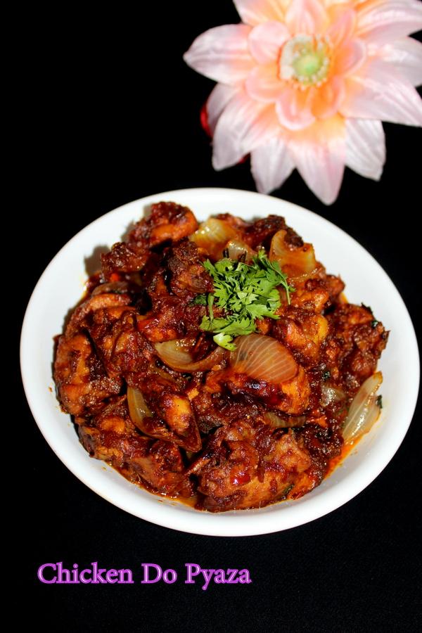 Chicken Do Pyaza Recipe Murg Do Pyaza Yummy Indian Kitchen