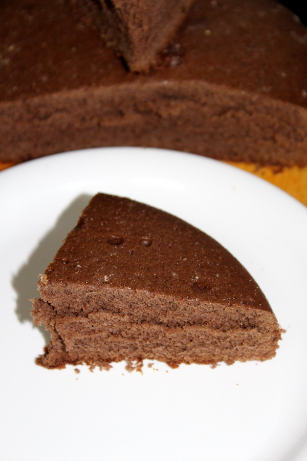 Basic Chocolate Cake Recipe Without Butter