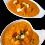 paneer butter masala recipe | restaurant style paneer makhani