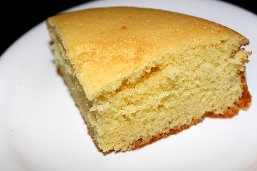 How To Make A Plain Vanilla Cake