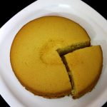 pressure cooker cake recipe, basic plain vanilla sponge cake without oven