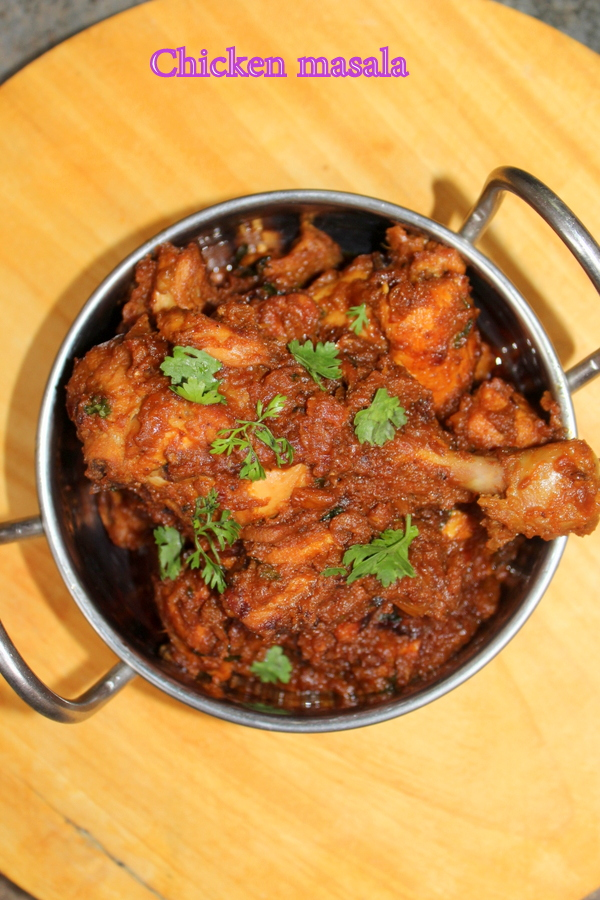 Chicken Masala Recipe Chicken Masala Gravy Spicy Curry