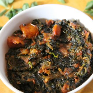 methi bhaji recipe or methi ki sabji