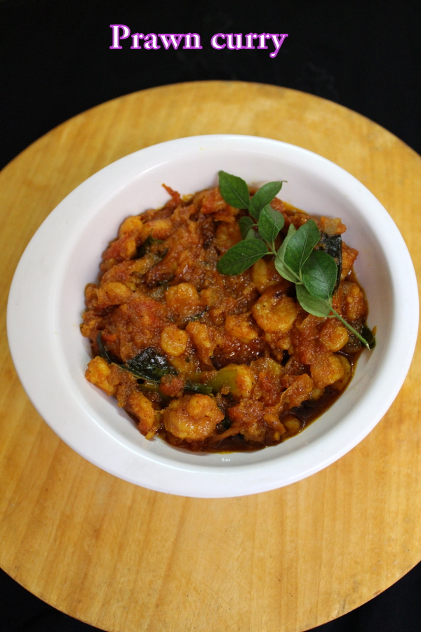 Prawn Curry Recipe Prawn Masala Yummy Indian Kitchen