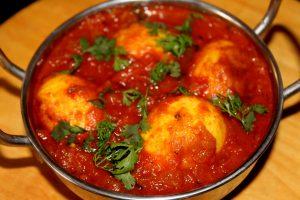 egg masala gravy or simple egg curry recipe