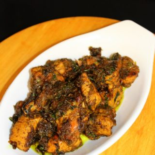 hariyali chicken recipe