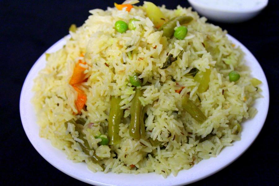 Veg pulao recipe in hindi yummy indian kitchen indian food recipes veg pulao recipe in hindi forumfinder Images