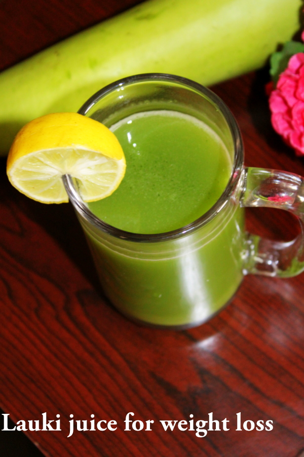 lauki juice recipe for weight loss