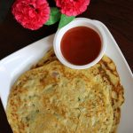 oats chilla recipe, oats cheela | oats ka chilla