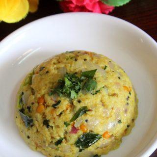 oats upma recipe or oats for breakfast