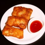chicken spring rolls recipe, Iftar snacks recipes
