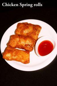 Chicken-spring-rolls-recipe