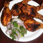 chicken leg piece fry, chicken leg piece recipe