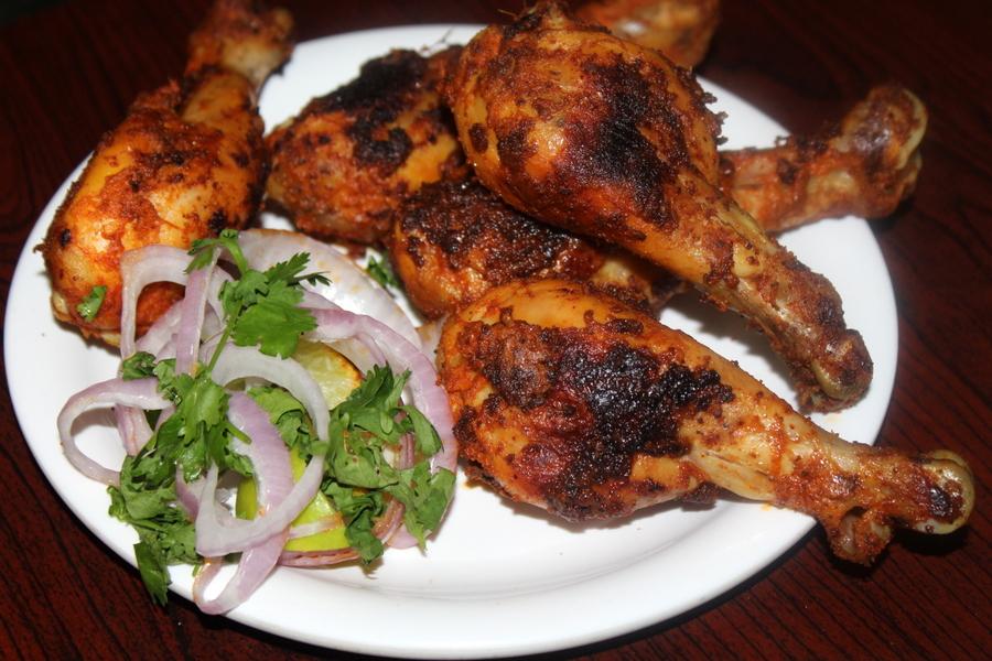 Chicken Leg Piece Fry, Chicken Leg Piece Recipe