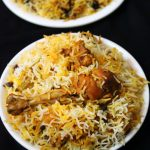 hyderabadi chicken biryani recipe, hyderabadi biryani