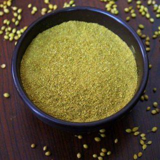coriander powder or dhania powder