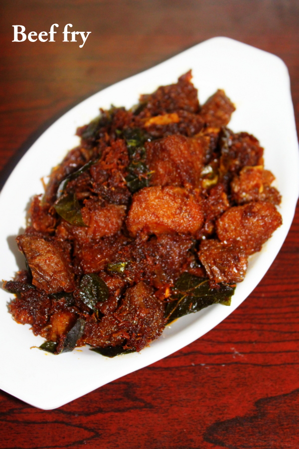 beef fry recipe