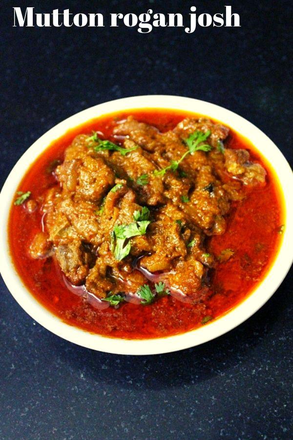mutton rogan josh recipe