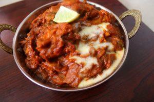 chicken karahi or how to make kadai chicken