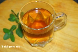 tulsi green tea or tulsi tea for weight loss