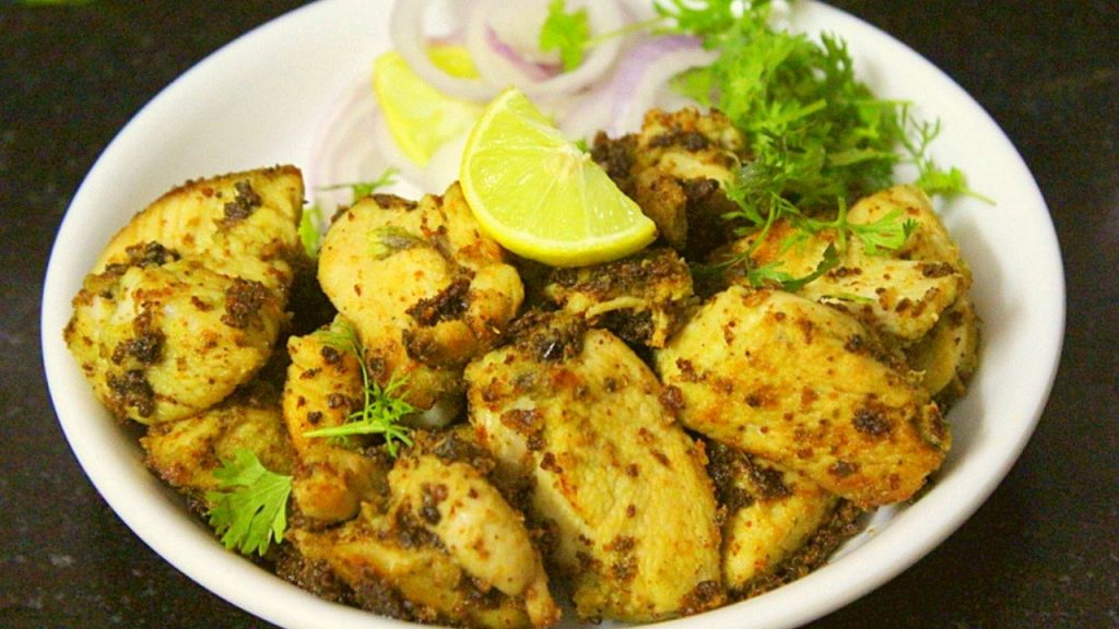 chicken malai tikka recipe without oven