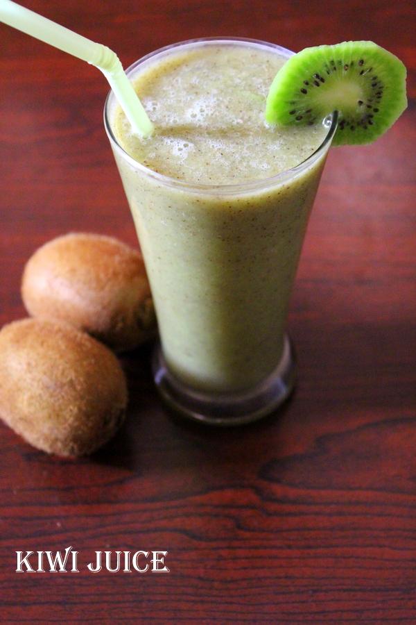 kiwi fruit juice
