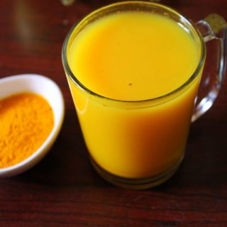 turmeric or water turmeric water for weight loss