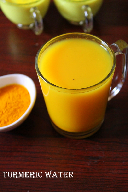 turmeric water or turmeric water for weight loss