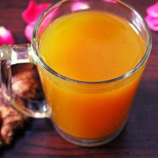 turmeric tea recipe
