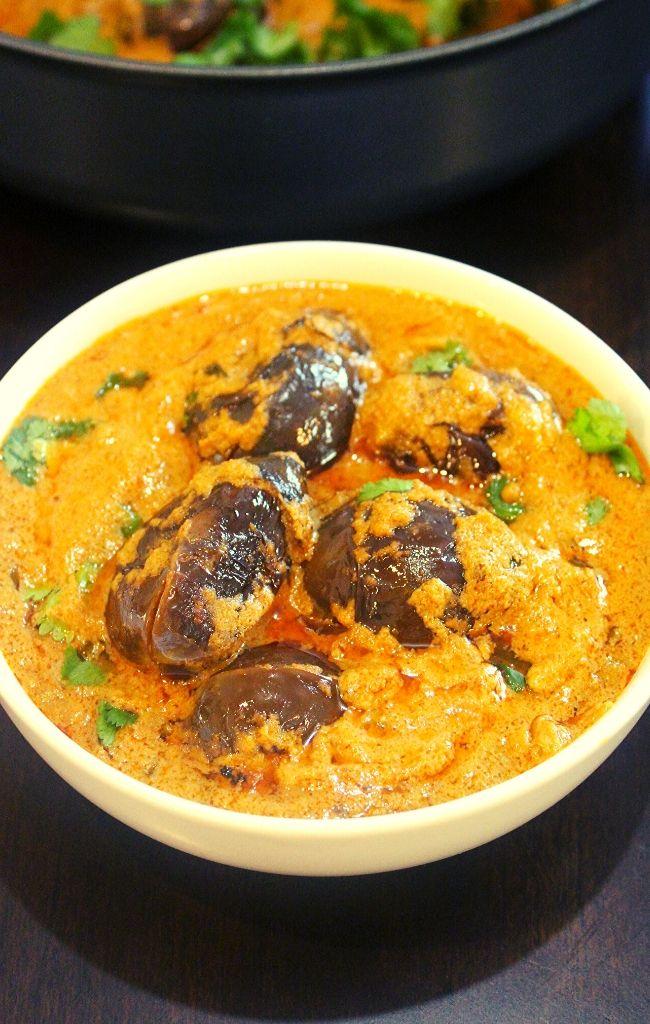 gutti-vankaya-koora-stuffed-brinjal