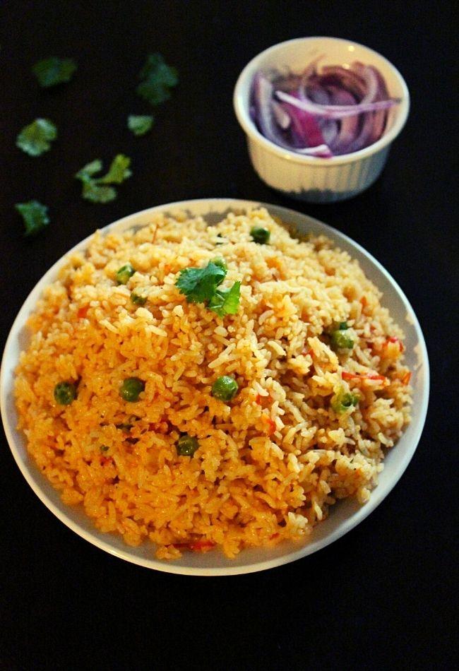 rice bath