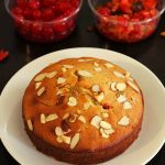 plum cake or christmas cake