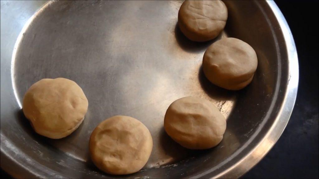how to make phulka balls